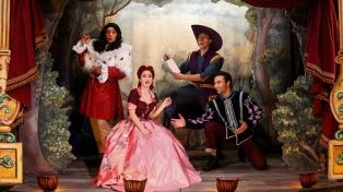 """El Teatro Nacional Cervantes presenta """"Cyrano de más acá"""" vía streaming"""