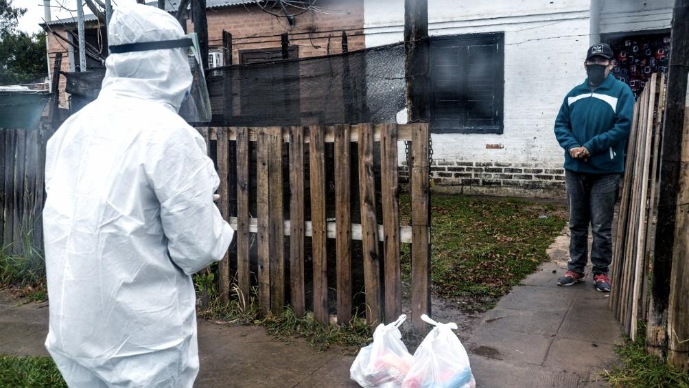 En Chaco continuaron el distanciamiento preventivo y obligatorio con la implementación de la alarma sanitaria.