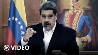 La Unión Europea sancionó a 11 funcionarios venezolanos y Maduro echó a la embajadora