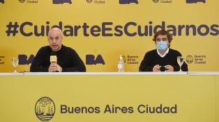 La Justicia realizó un procedimiento en el Ministerio de Salud porteño por las vacunas