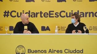 """Denunciaron a Larreta por """"privatizar"""" la vacunación y por un presunto centro paralelo"""