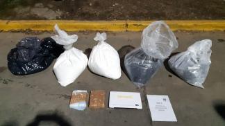 Los delitos contra el narcotráfico a gran escala no alcanzaron el 1 por ciento de las denuncias