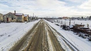 Tierra del Fuego registró un récord de -14,9 grados