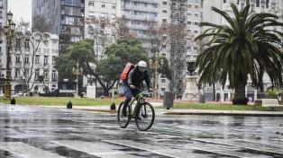 Probables lluvias aisladas matinales y una máxima de 19 grados en la Ciudad y alrededores