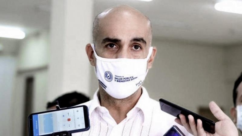Renunció el ministro de Salud de Paraguay, tras las críticas por su gestión de la pandemia - Télam - Agencia Nacional de Noticias