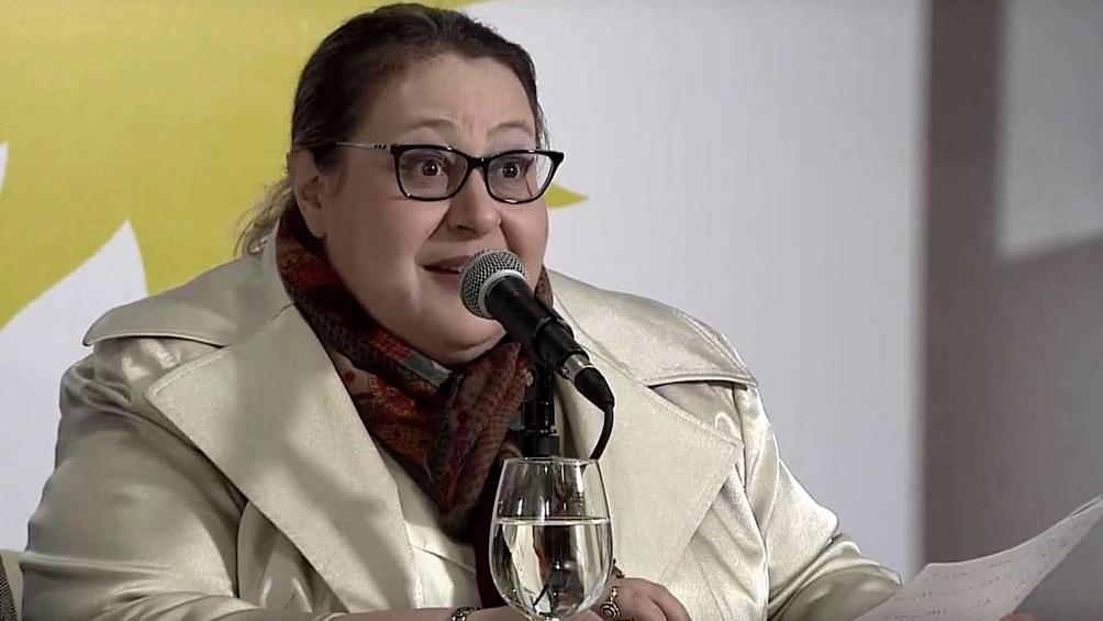 Graciana Peñafort fue abogada del excanciller Héctor Timerman