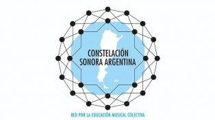 """Lanzan """"Constelación Sonora Argentina"""", una red para visibilizar expresiones musicales"""