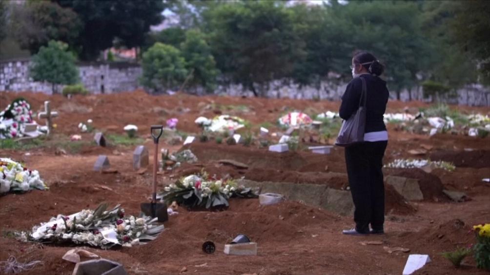 Son más de 550.000 las muertes por Covid en el mundo.