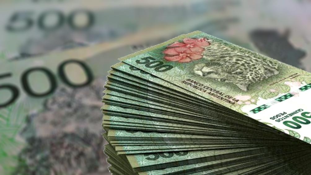 En octubre, el Gobierno logró captar $ 420.583 millones en el mercado de deuda local.