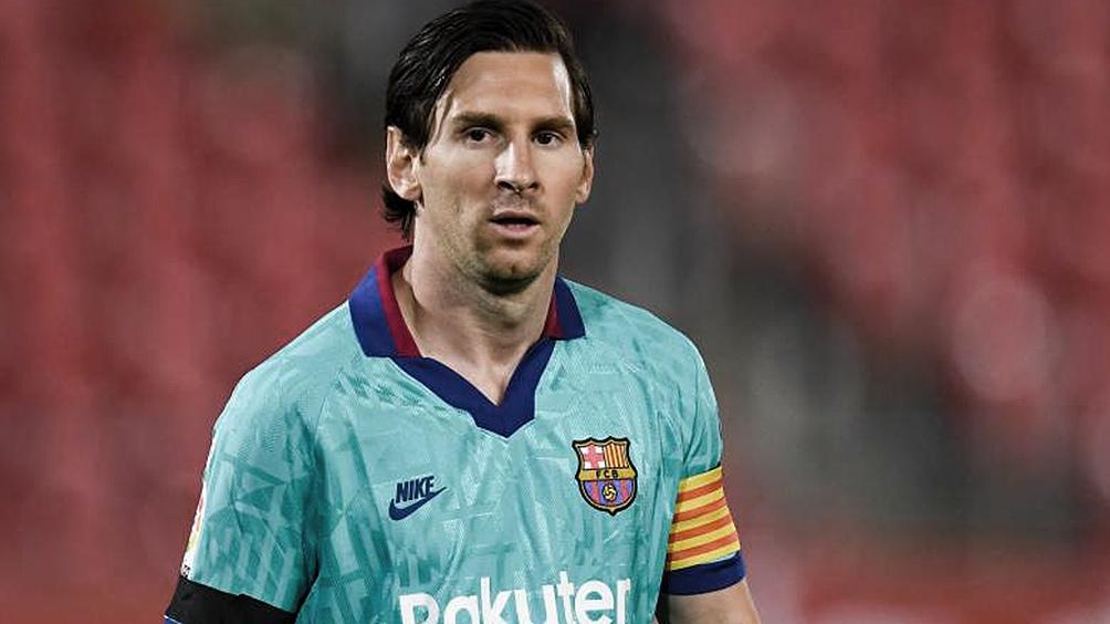 Barcelona apostará al talento de Messi para salir airoso ante el Valladolid