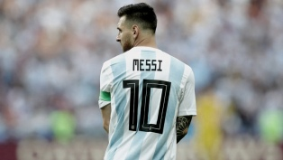 Lionel Messi integra equipos de la última década de Europa y Sudamérica