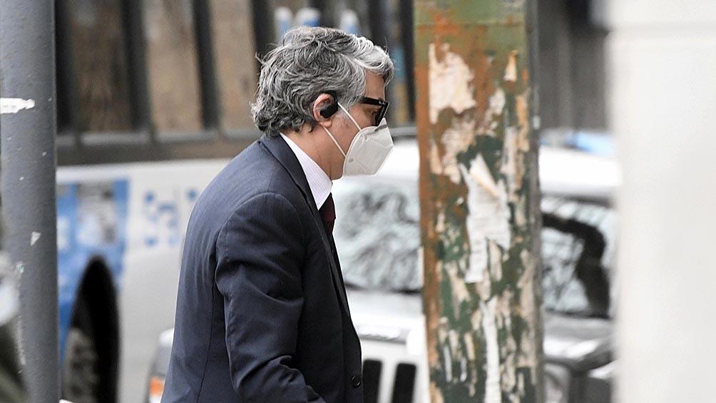 Federico Villena, juez de la causa.
