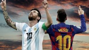 Con qué partes del cuerpo hizo Messi los 700 goles