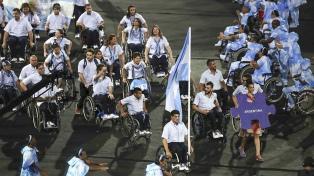 Los deportistas paralímpicos reclaman por la normalización del Copar