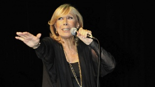 """Amelita Baltar: """"Cumplo 80 y les digo que estoy regia"""""""