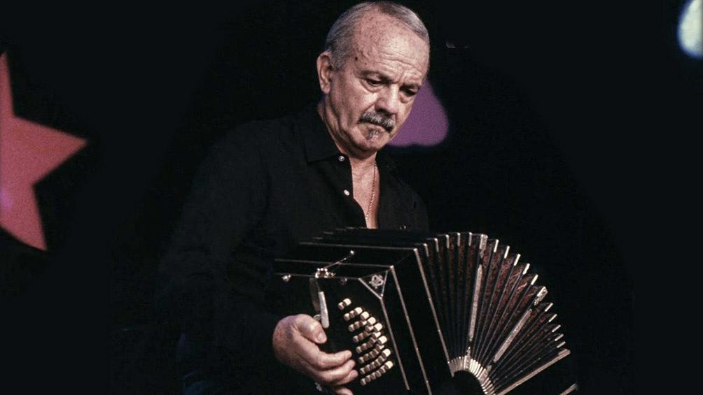 Ástor Piazzolla, su obra es patrimonio de la humanidad.