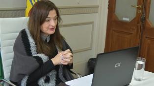 "Ministra bonaerense repudió una publicidad por ""violencia simbólica"" contra la mujer"