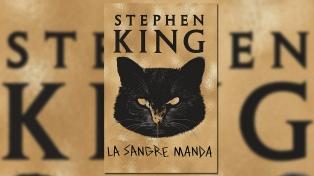 """""""La sangre manda"""" el nuevo libro de Stephen King en las librerías argentinas en agosto"""