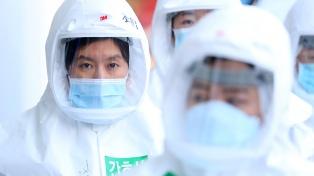 Corea del Sur reportó 279 casos diarios, el mayor repunte desde marzo