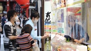 Se agrava el rebrote de coronavirus en Tokio
