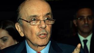 La Justicia brasileña acusa al senador José Serra por lavado y sobornos en la causa Lava Jato