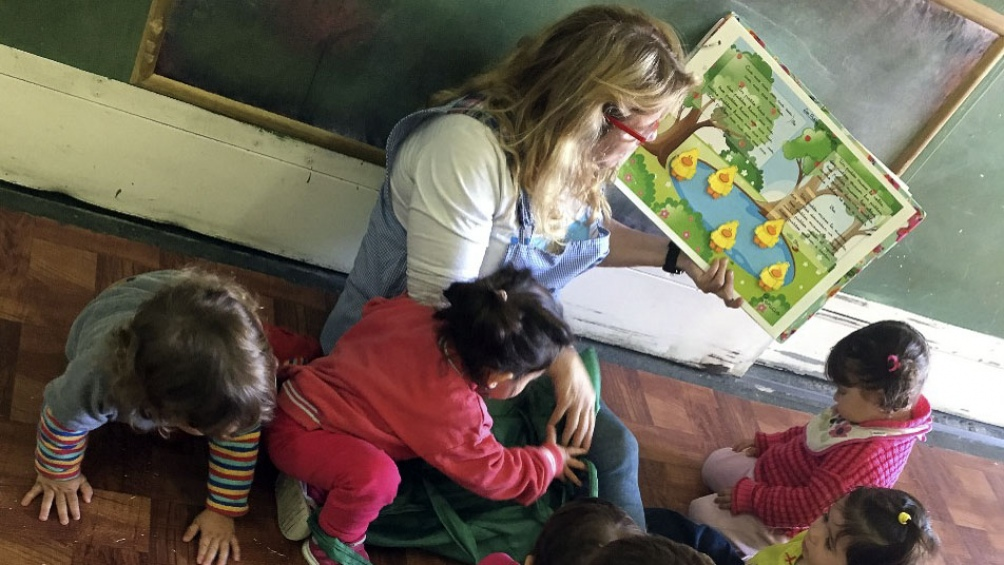 Se verán beneficiados 28.800 niños de 45 días a 4 años.