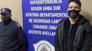 Alexis Zárate fue trasladado al penal de Saavedra y deberá estar en cuarentena y aislado