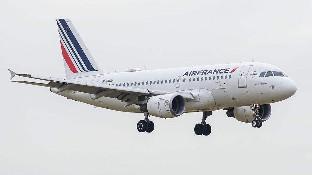 Air France y KLM comienzan a operar vuelos a Europa.