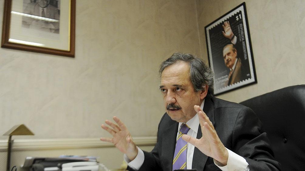 """Ricardo Alfonsín reveló que Cambiemos le había ofrecido varias candidaturas """"y hasta una embajada""""."""