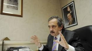 """Para Alfonsín, """"no fue adecuado"""" que la UCR pida una reunión exclusiva con el Presidente"""
