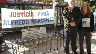 """""""Ríos es prisionero de su propia mentira"""", dicen los padres de la víctima del tirador serial de Belgrano"""