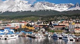 Tierra del Fuego recibió casi 45 mil turistas entre diciembre y enero
