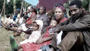 Cerca de 25.000 refugiados etíopes huyeron de los combates y llegaron a Sudán