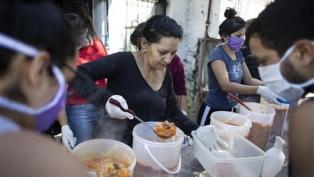 El déficit de la canasta básica de los más pobres se duplicó con la cuarentena