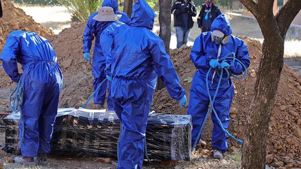 En Cochabamba también hay problemas para enterrar los muertos por la pandemia.