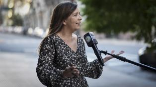 """Cerruti destacó importancia de trabajar en legislación """"para erradicar la desigualdad en los medios"""""""