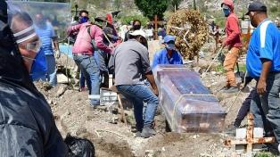 Con cifras cada vez más altas, México se acerca a los 35.000 muertos