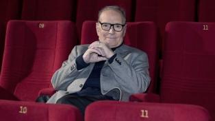"""Quentin Tarantino despidió a Ennio Morricone: """"¡Larga vida al Rey!"""""""