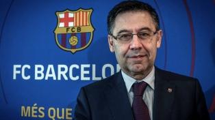 """""""Messi terminará en el Barcelona"""", garantizó Bartomeu, presidente del club catalán"""