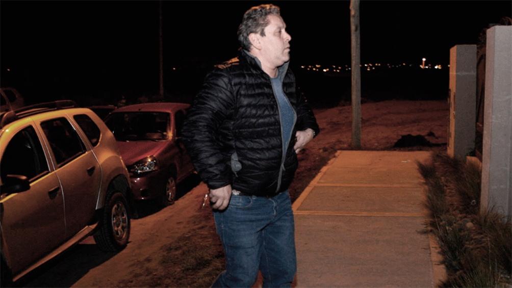 Fabián Gutiérrez había sido embargado por 900 millones de pesos.