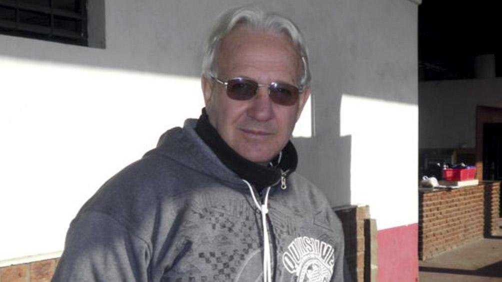 Enrique Merelas preside el club El Porvenir desde hace 38 años