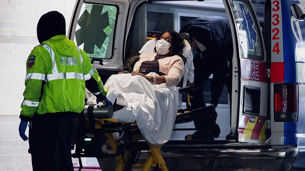 Otras 417 personas murieron y 22.651 fueron reportadas con coronavirus en el país