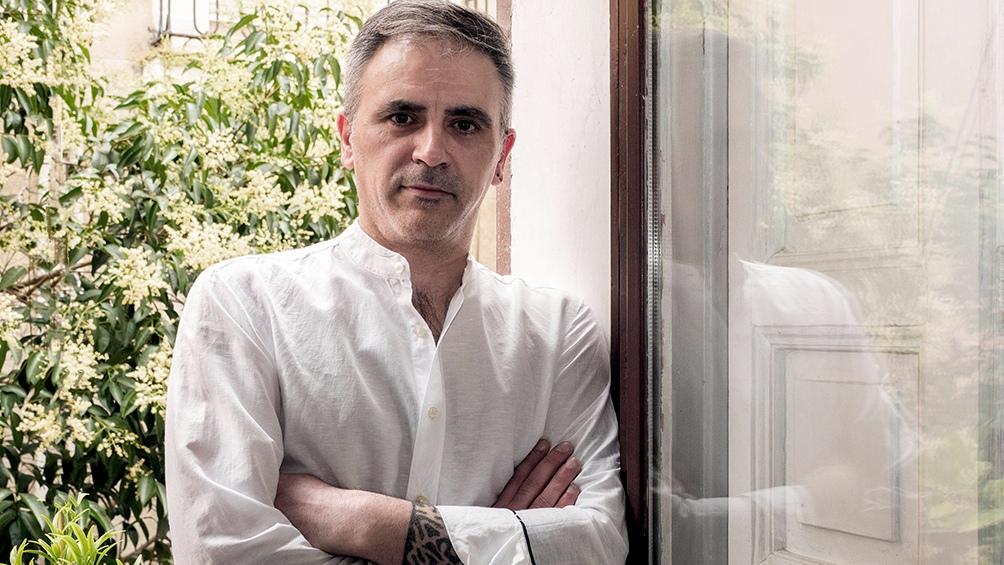 """Marcelo Luján es autor de """"La claridad"""" y """"El Desvío"""", entre otras obras."""
