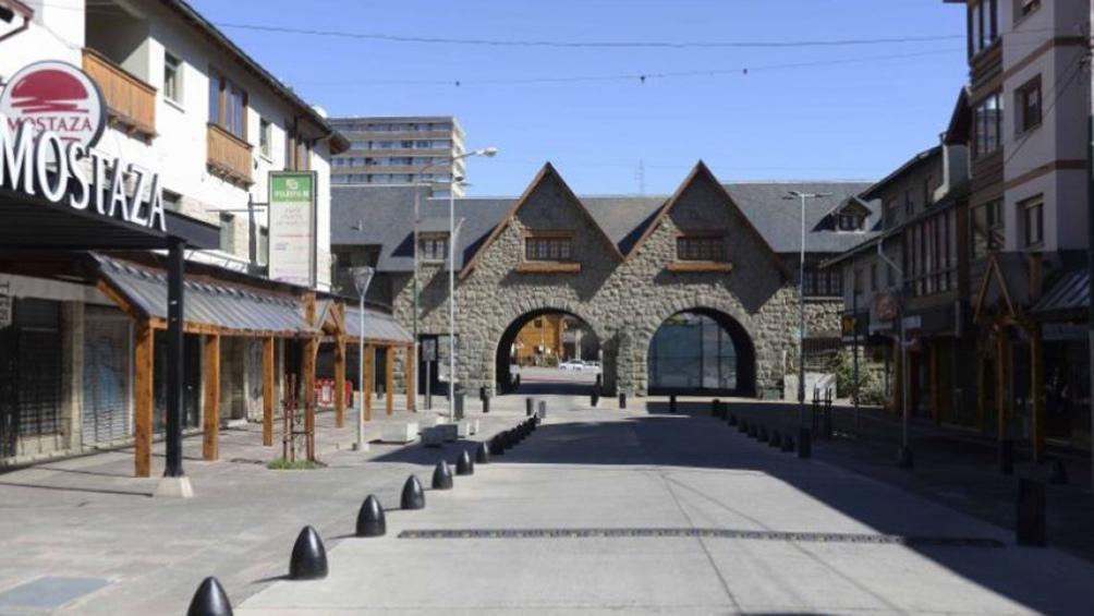 Bariloche, uno de los destinos locales más elegidos