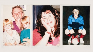 Una muestra con 85 acuarelas para recordar a cada una de las víctimas de la AMIA