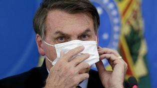 Bolsonaro fue dado de alta tras la cirugía por un cálculo en la vejiga