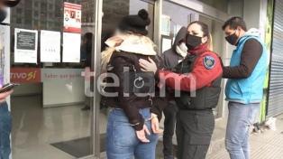 La detienen por circular sin permiso y descubren que un tenía pedido de captura de Tucumán