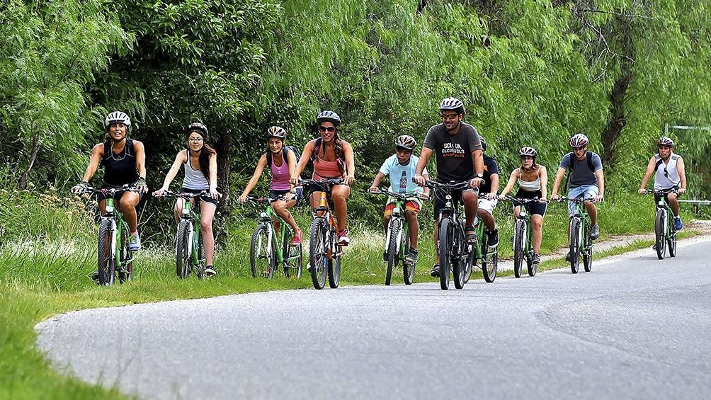 También en la Patagonia, el trekking es la sexta razón deportiva que expone el Inprotur.
