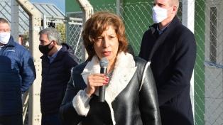 Arabela Carreras espera resultados del diálogo entre Nación y la comunidad mapuche