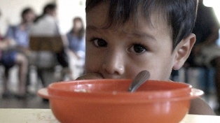 Unas 200 familias de comedores de todo el país fueron asistidas a través de la Fundación Sí
